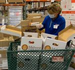 Unprecedented need strains state's largest food bank