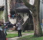 Man killed in fire in Chicago's  Englewood area