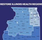Illinois reports more than 2,000 new cases; 13 counties in warning territory