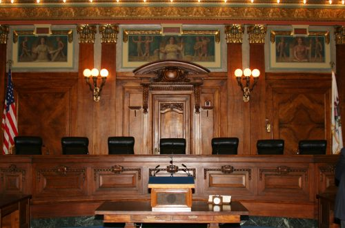 State Supreme Court pauses transition to new appellate districts