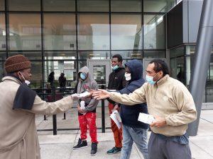 Chicago businessman bails out detainees