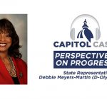 Perspectives on Progress: Meyers-Martin says police reform, societal 'attitude' change needed