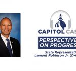 Perspectives on Progress: Robinson says Illinoisans must address systemic racism together