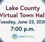 Lake County to hold virtual town hall on COVID-19