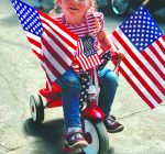 Flag-inspired July Fourth fun for the family