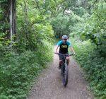 Plenty of options for exploring nature on foot, bike