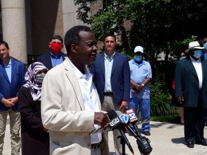 Chicago businessman pitches reparations to Downstate state reps