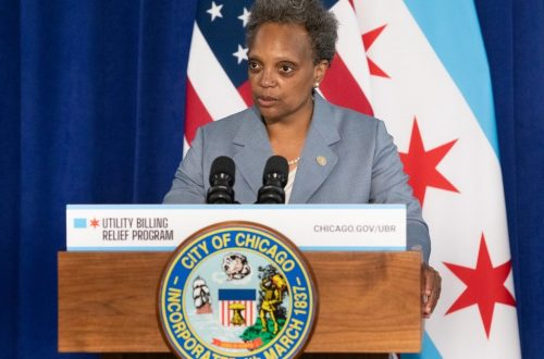 Chicago program helps keep the water on for struggling residents
