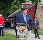 Unemployment drops slightly, Pritzker cautions school year will be 'very different'
