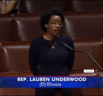Underwood's legislation would lower insurance premiums