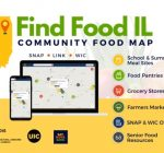 New community map locates food assistance sites
