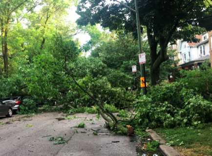 Derecho storms produced 11 tornadoes across northern Illinois