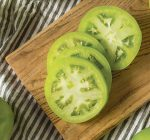Green tomatoes: Fruit of the vegetable patch