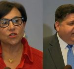 Pritzkers highlight impact of pandemic relief fund