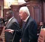 State senator facing federal tax evasion charge resigns
