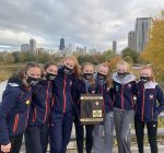OPRF girls cross-country team wins 3rd straight regional title