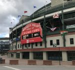 Cubs in the playoffs, but there's barely a stir in Wrigleyville