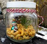 For food gifts, try rosemary cashews