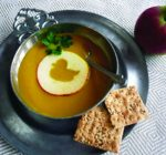 Butternut squash makes a hearty soup