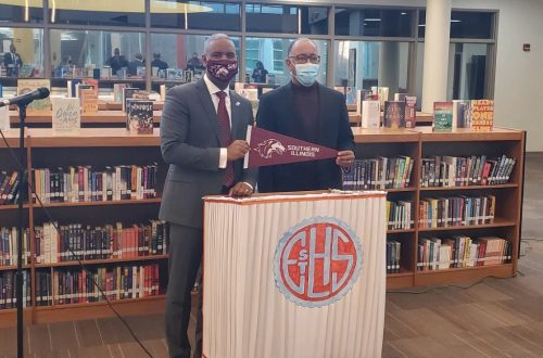 SIU to provide educational opportunities for East St. Louis  students