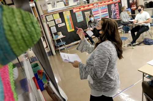 81 percent of northwest school districts report a teacher shortage problem
