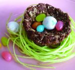 CREATIVE FAMILY FUN: Edible bird nests imitate nature