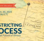 Discussion focuses on how redistricting process will redefine politics in Illinois