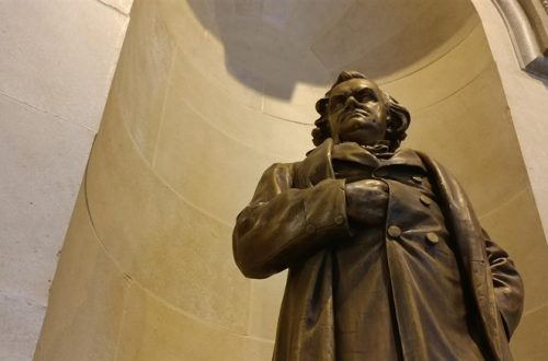 Review of state monuments, statues underway at Statehouse