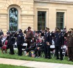 Illinois officers killed in line of duty honored in Springfield