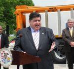 Pritzker announces 6-year, $20.7 billion road, bridge improvement plan
