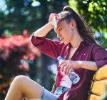 Blistering start to summer prompts health risks
