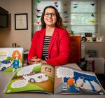 Children's book teaches third graders about automotive engineering