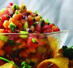 DIVAS ON A DIME: Easy melon salsa is taste of summer