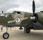 Flights on World War II bomber offer a taste of history