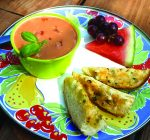 CREATIVE FAMILY FUN: Al fresco soup and sandwiches
