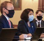 Legislative maps spark contentious debate, await Tuesday night action