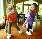 CREATIVE FAMILY FUN: Make a game out of house cleaning