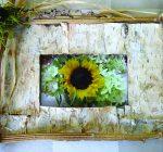 CREATIVE FAMILY FUN: Frame and bookmark summer memories