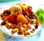 CREATIVE FAMILY FUN:  'World's best granola' is kid-friendly recipe