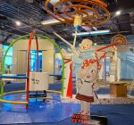 As colder weather settles in, kids museums provide indoor fun